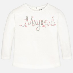 Mayoral *Chandail Long de Mayoral/Mayoral Long Sleeves Shirt
