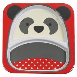 Skip Hop *Assiette à Compartiments Zoo de Skip Hop/Skip Hop Zoo Divided Plate, Panda