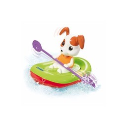 Tomy Chiot Pagayeur de Tomy/Tomy Paddling Puppy