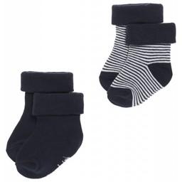 Noppies 2 Paires de Chaussettes Guzzi de Noppies/Noppies 2-pack Guzzi Socks