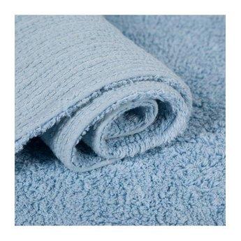 Lorena Canals Tapis Lavable à Pois de Lorena Canals/Lorena Canals Polka Dots Washable Rug, Bleu-Blanc/Blue-White
