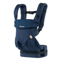 Ergobaby Ergobaby 360 - Porte-bébé/Baby Carrier, Bleu/Blue
