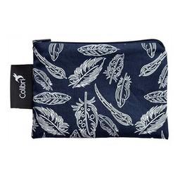 Colibri Colibri - Petit Sac à Collation / Small Snack Bag, Plumes/Feathers