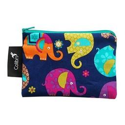 Colibri Petit Sac à Collation de Colibri/Colibri Small Snack Bag, Éléphants/Elephants