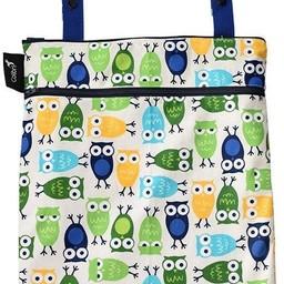 Colibri Colibri - Sac Imperméable/Double Duty Wet Bag, Hiboux/Owls