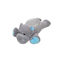 Cloud B Hippopotame Copain du Crépuscule de Cloud B/Cloud B Hippo Twilight Buddies