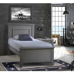 Natart Juvenile Natart Rustique - Lit Simple/Natart Rustic Twin Bed