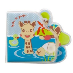 Sophie la Girafe Livre de Bain de Sophie la Girafe / Sophie la Girafe Bath Book