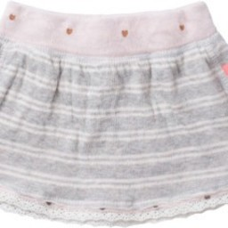 Noppies Jupe Chili de Noppies/Noppies Chili Skirt Gris/Grey 12 Mois/Months