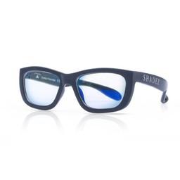 Shadez Lunettes de Protection pour Lumière Bleue Shadez/Shadez Blue Light Eyewear Protection, Gris/Grey, 3-7 ans/years