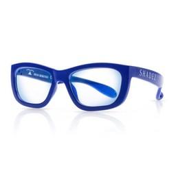 Shadez Lunettes de Protection pour Lumière Bleue Shadez/Shadez Blue Light Eyewear Protection, Bleu/Blue, 3-7 ans/years