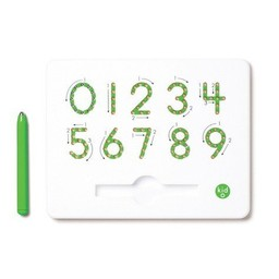 Kid O Tableau Magnétique des Nombres 0-9 de KidO/KidO 0-9 Numbers Magnatab