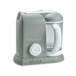 Béaba Robot Culinaire Babycook de Beaba/Beaba's Babycook Culinary Robot, Gris/Grey