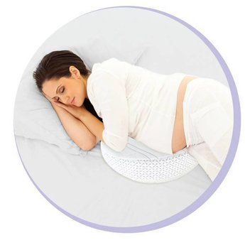 Baby's Journey Serta - Coussin de Support de Maternité iComfort/IComfort Pregnancy Wedge