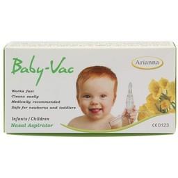 Baby-Vac Aspirateur Nasal Baby-Vac/Baby-Vac Nasal Aspirator