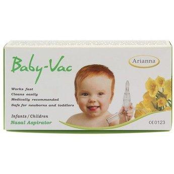 Baby-Vac Baby-Vac - Aspirateur Nasal/Nasal Aspirator