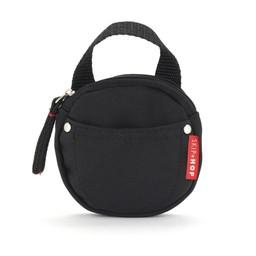 Skip Hop Skip Hop - Pochette à suce / Pacifier Pocket, Noir/Black