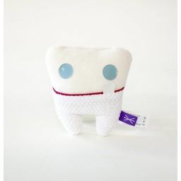 Velvet Moustache Peluche Dent de Velvet Moustache/Velvet Moustache Tooth Plush Toy