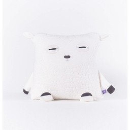 Velvet Moustache Velvet Moustache - Peluche Coussin Mouton/Sheep Plush Cushion