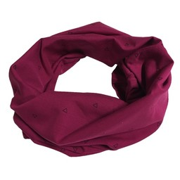 L&P Foulard Anneau en Coton de L et P/L and P Infinity Scarf Triangles