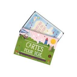 Milestone *Cartes pour Bébé de Milestone/Baby Cards by Milestone, Français/French