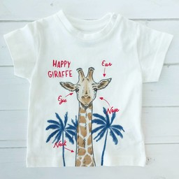 Mayoral Chandail Girafe de Mayoral/Mayoral Giraffe Shirt