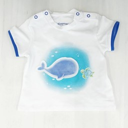 Mayoral Chandail Baleine de Mayoral/Mayoral Whale Shirt