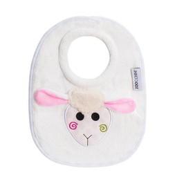 Zoocchini Bavette pour Bébé de Zoocchini/Zoocchini Baby Bibs, Lola la Brebis/Lola the Lamb