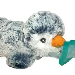 Razbaby Suce JollyPop Raz-Buddy de Razbaby /Razbaby Raz-Buddy JollyPop Pacifier, Pingouin/Penguin