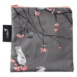 Colibri Colibri - Grand Sac à Collation / Large Snack Bag, Fleur/Blossom