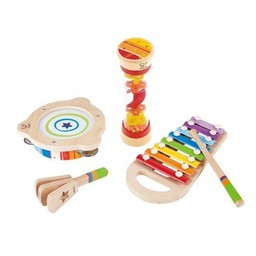 Hape Ensemble musical de Hape/Hape Toddler Beat Box Set