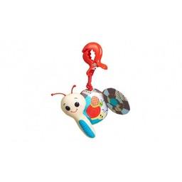 Tiny Love Jouet d'Éveil Escargot Vibreur de Tiny Love/Tiny Love Jitter Snail Sensory Toy
