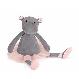 Jellycat Jellycat - Darcey l'Hippopotame Ballerine/Dancing Darcey Hippo, Moyen/Medium