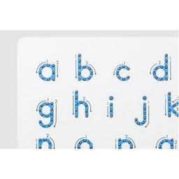 Kid O Tableau Magnétique de l'Alphabet en Minuscule de KidO/KidO A-Z Lower Case Magnatab