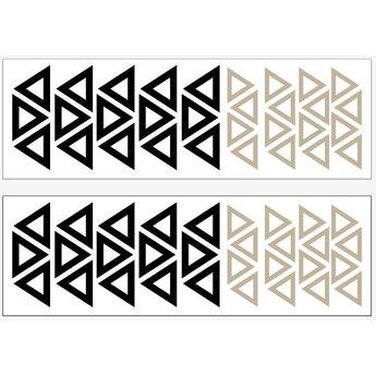 ADzif Autocollants Muraux de ADzif/ADzif Wall Stickers, Aztèque/Aztec