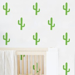 ADzif Autocollants Muraux de ADzif/ADzif Wall Stickers, Cactus