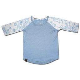 L&P L&P - Chandail à Manches Trois-Quart/Baseball T-Shirt 3/4 Sleeve, Venitien/Venitian