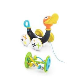Yookidoo Canard Musical à Tirer de Yookidoo/Yookidoo Pull-Along Whistling Duck