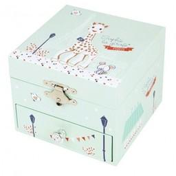 Sophie la Girafe Cube Musical Sophie La Girafe/Sophie la Girafe Musical Cube Box