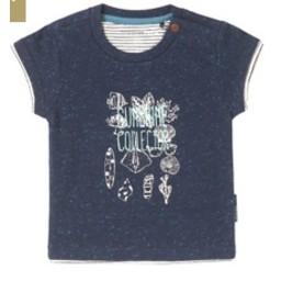 Noppies *T-Shirt Manche Courte Edgewood de Noppies/Noppies T-Shirt Short Sleeve Edgewood