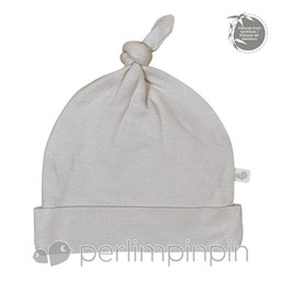 Perlimpinpin Bonnet en Bambou Uni de Perlimpinpin/Perlimpinpin Plain Bamboo Beanie