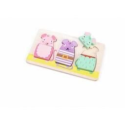 Le Toy Van Casse-Tête Mimi Souris de Toy Van/Toy Van Mimi Mouse Puzzle