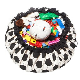 Play & Go Sac de Rangement de Play & Go/Play & Go Storage Bag, Soccer