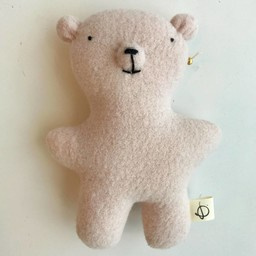 Ouistitine Petit Ourson de Ouistitine/Ouistitine Little Bear, Rose/Pink