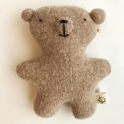 Ouistitine Petit Ourson de Ouistitine/Ouistitine Little Bear, Latte