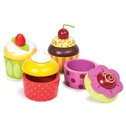 Le Toy Van Boîtes Surprises Petits Gâteaux de Toy Van/Toy Van Cupcake Surprise Box