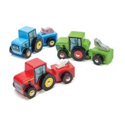 Le Toy Van Petits Tracteurs de Toy Van/Toy Van Tractor Trails