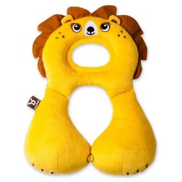 Benbat Repose Tête Travel Friend de Benbat/Benbat Travel Friend Headrest, Lion 1-4 ans