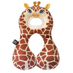 Benbat Repose Tête Savannah de Benbat/Benbat Savannah Headrest, Girafe/Giraffe 1-4 ans