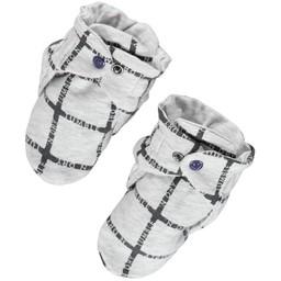 Tumble n Dry *Chaussons Fai de Tumble N Dry/Tumble N Dry Fai Slippers, Gris/Grey, Taille 1/Size 1